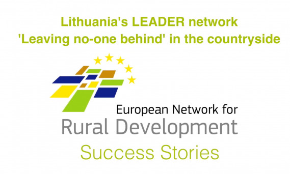 Lithuania's LEADER network: 'Leaving no-one behind' in the countryside